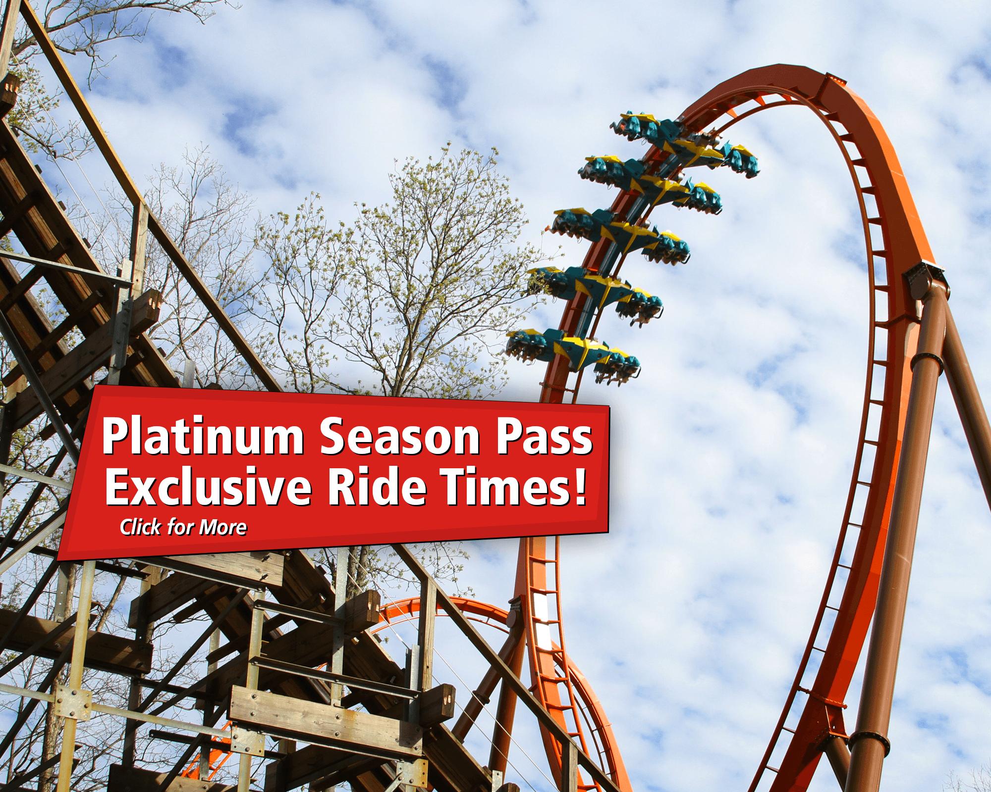 Platinum Season Pass | Holiday World & Splashin' Safari
