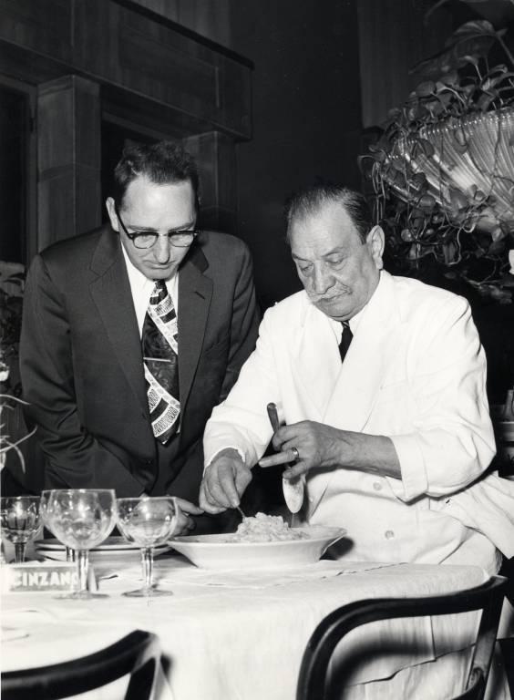 Bill Koch and Alfredo