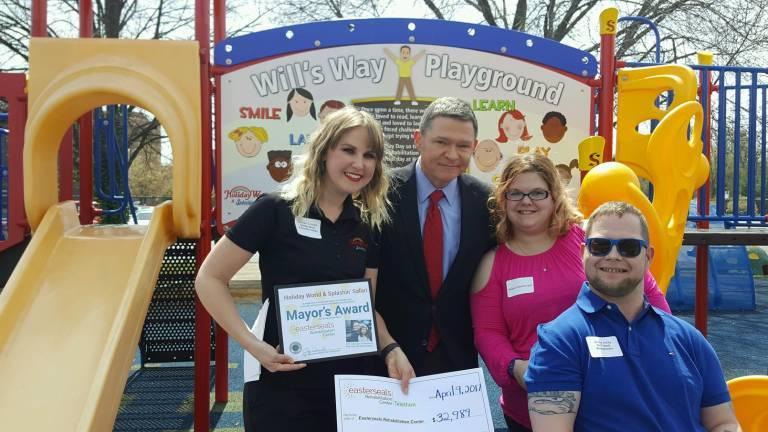 Easterseals Mayors Award