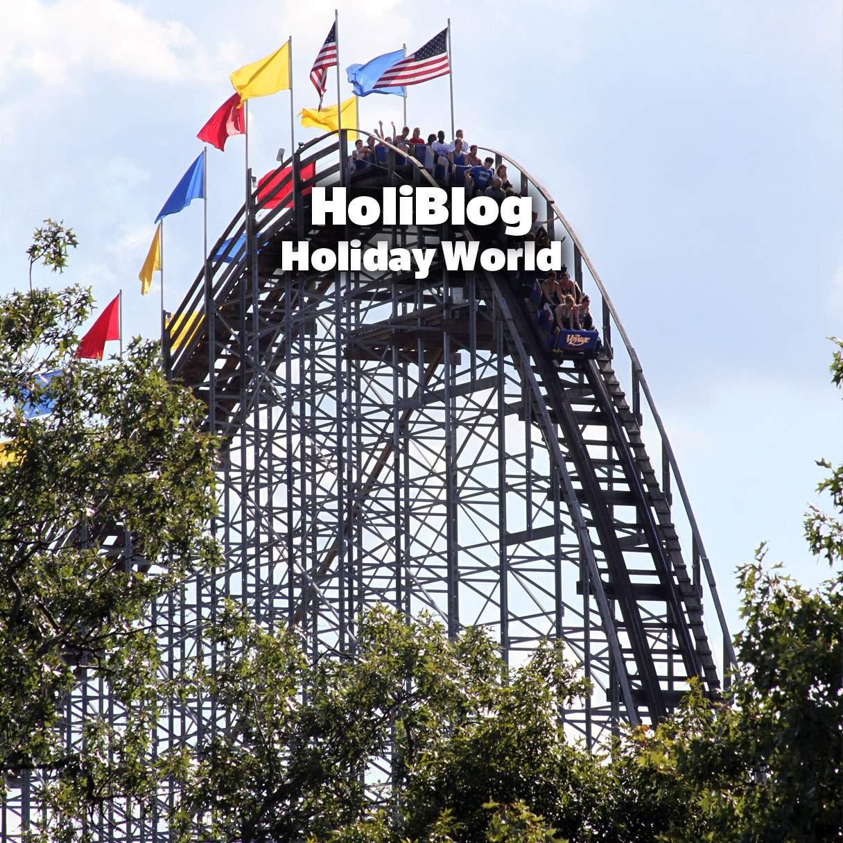 HoliBlog: Holiday World | Holiday World & Splashin' Safari