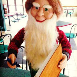 Chucky the elf