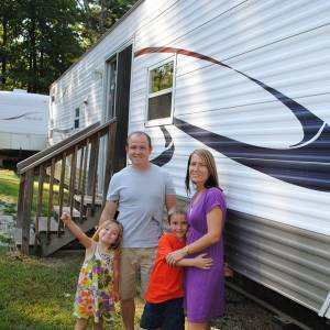 Lake Rudolph King Rental RV