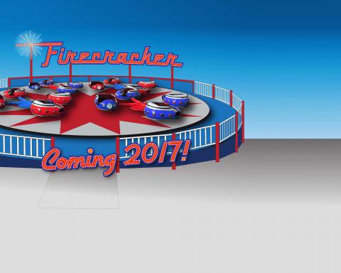 Firecracker | Coming 2017!
