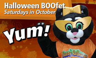 Halloween BOOfet