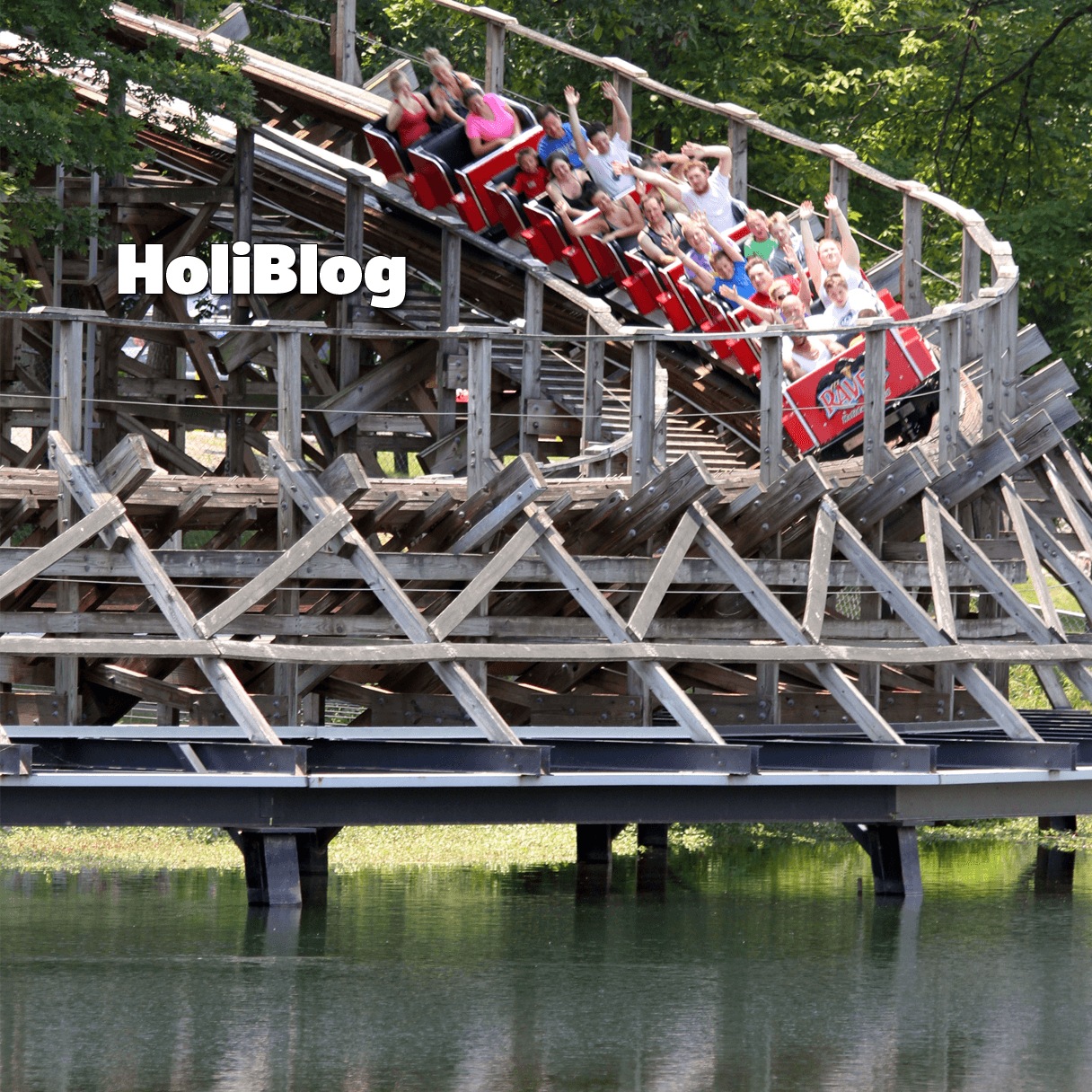 Raven header image | HoliBlog | Holiday World & Splashin' Safari