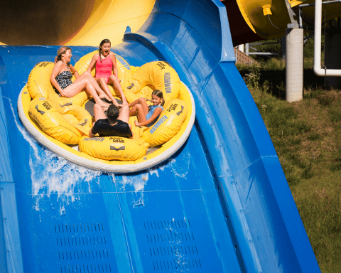 Mammoth Water Coaster   Holiday World & Splashin' Safari