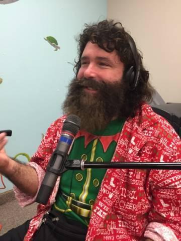 Mick Foley on Podcast