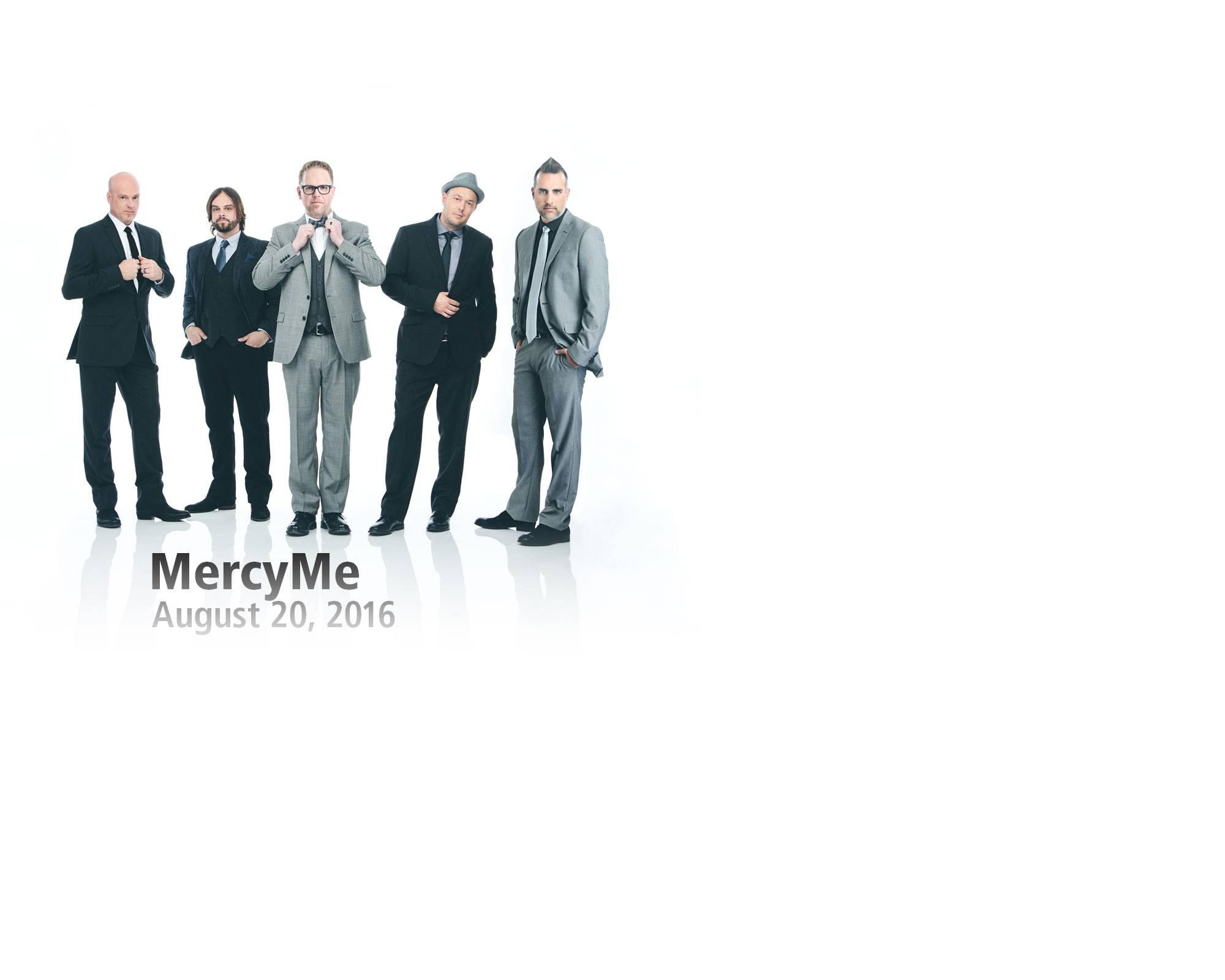 MercyMe | Rock the World | Holiday World & Splashin' Safari | August 20, 2016