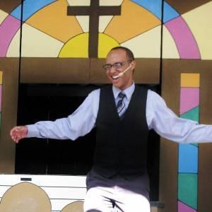 Rayvon Owen in Rejoice! 2011
