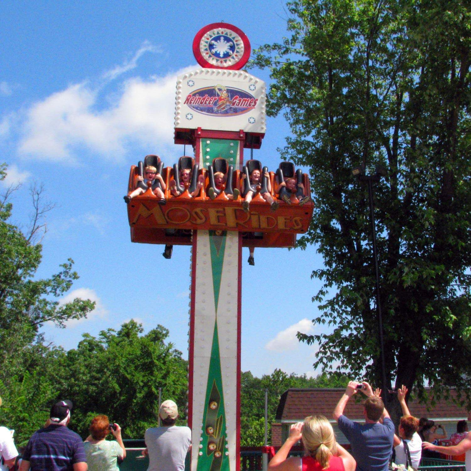 Reindeer Games | Holiday World & Splashin' Safari