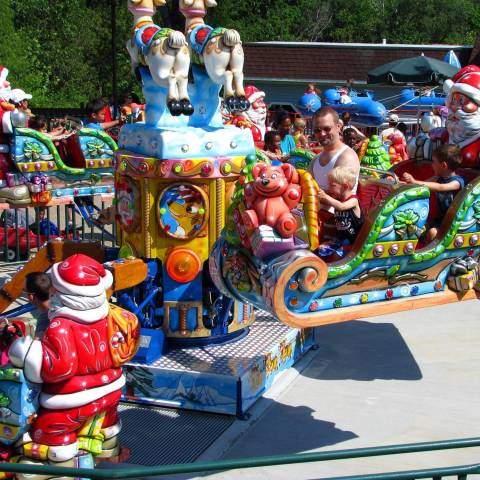 Rudolph's Round-Up | Holiday World & Splashin' Safari
