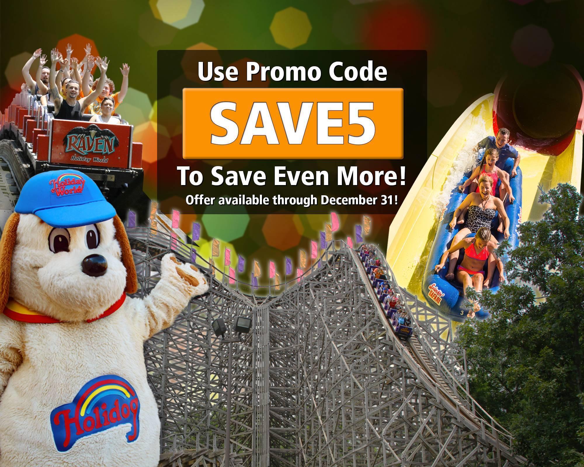 SAVE5 Promo Code