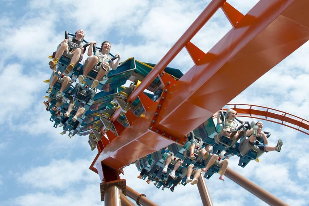 Thunderbird | Holiday World & Splashin' Safari