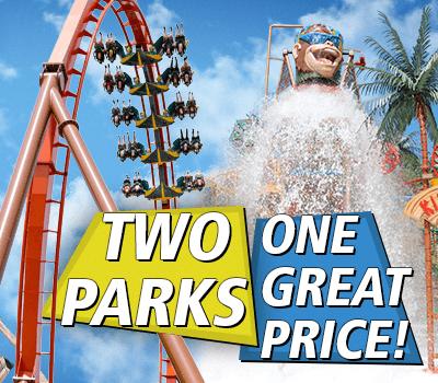 Two Parks, One Great Price! Holiday World & Splashin' Safari