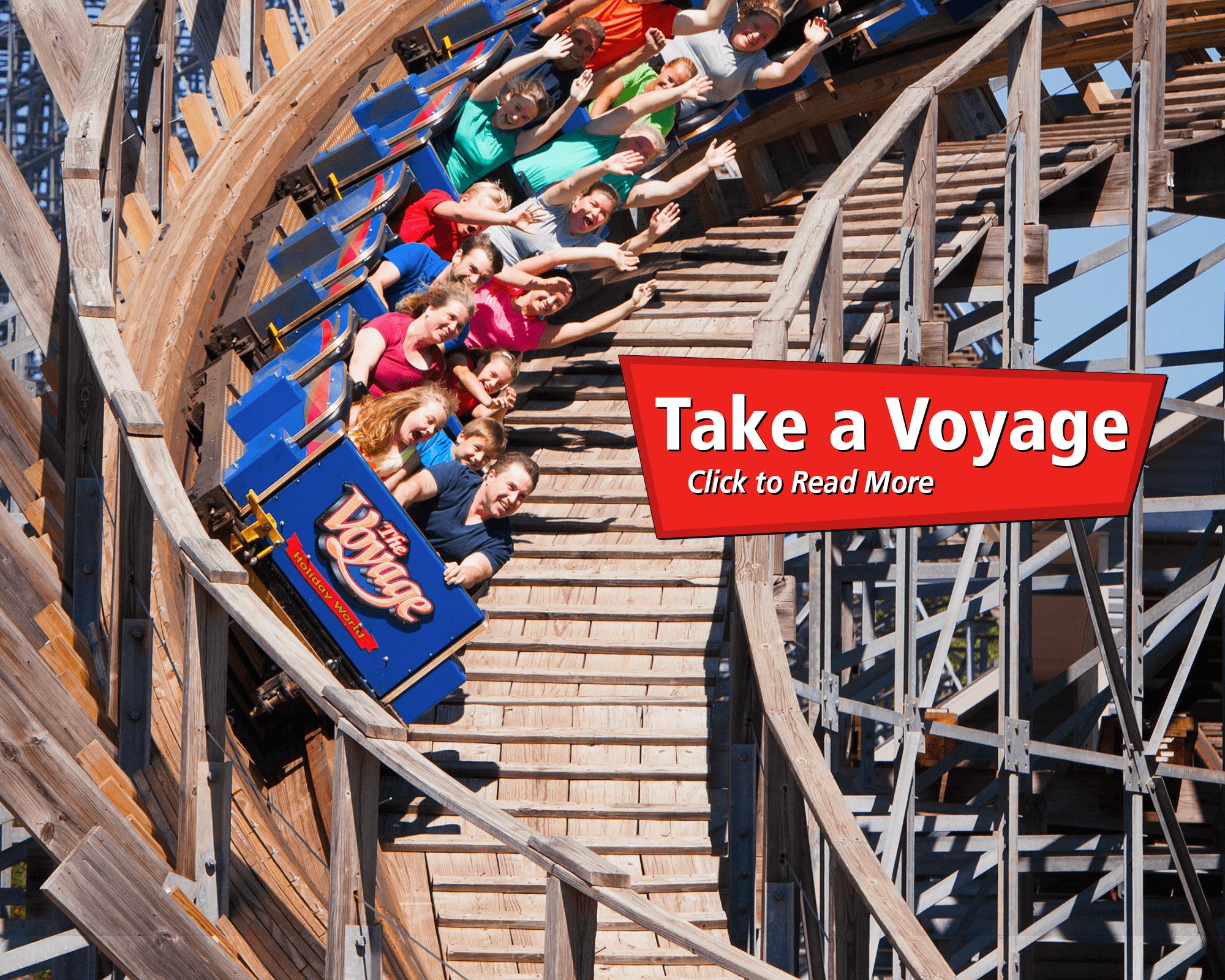 The Voyage | Holiday World & Splashin' Safari