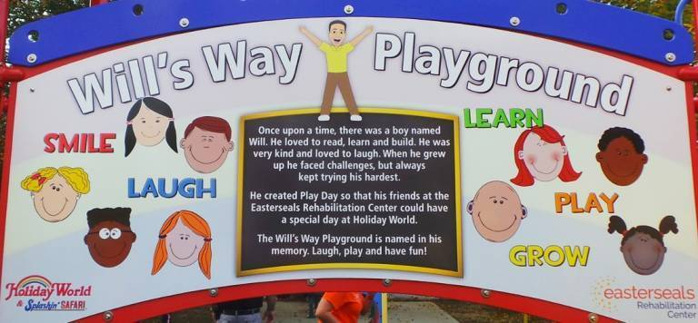 Will's Way Sign