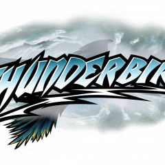 Thunderbird Steel Roller Coaster