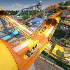 Cheetah Chase | The World's First Launched Water Coaster