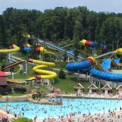 Wildebeest and Mammoth Water Coasters