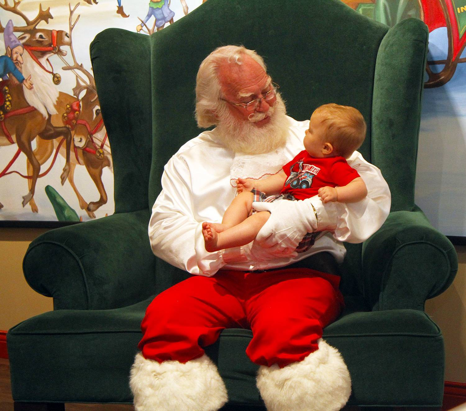 santa u0027s storytime holiday world