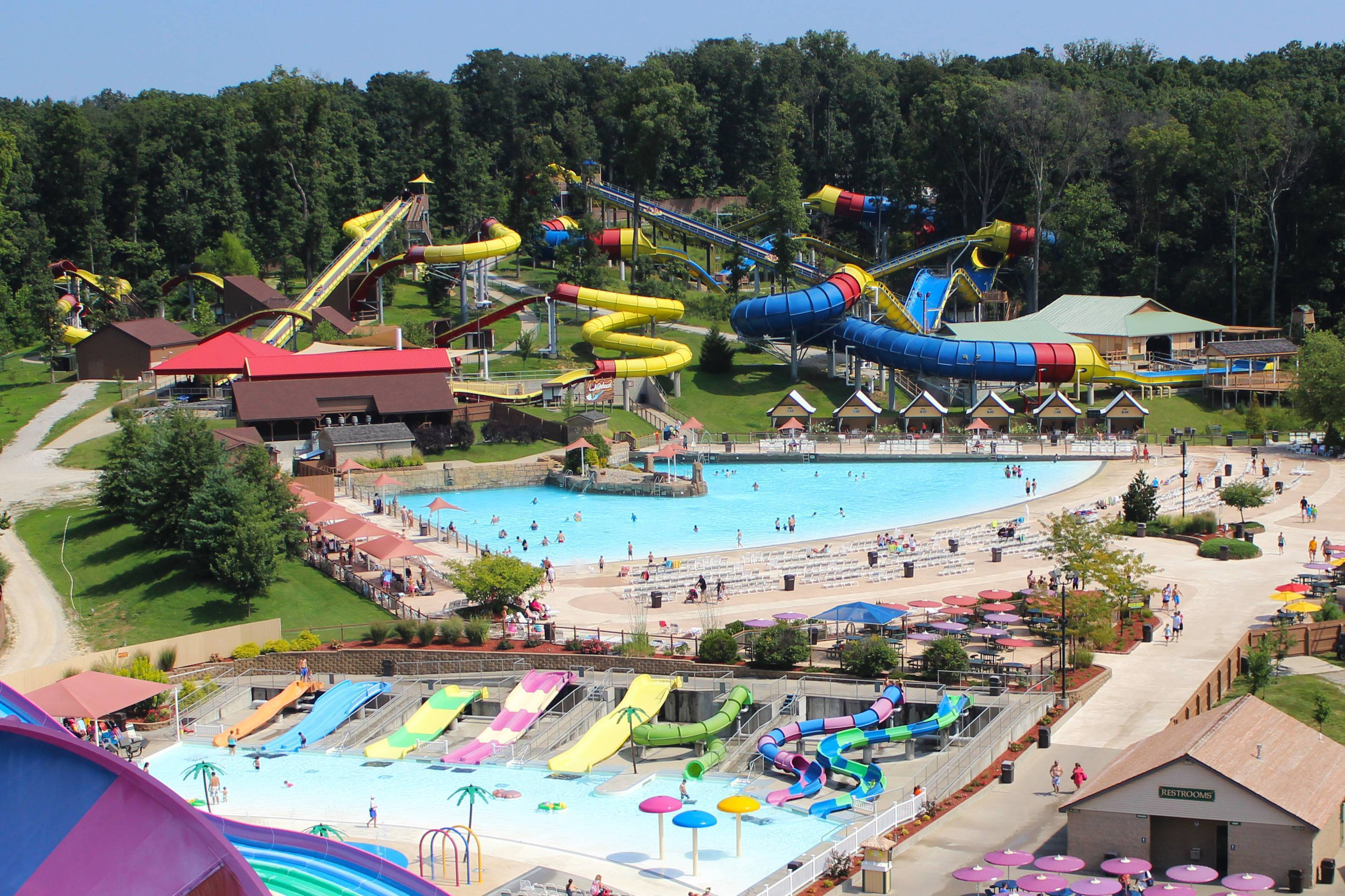 Wildebeest water coaster best water slides holiday world photos gumiabroncs Image collections