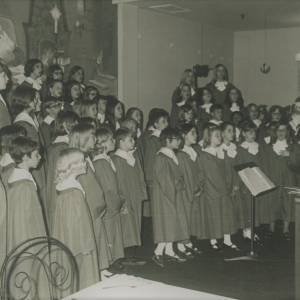 1970 Santa Claus Land Children's Choir