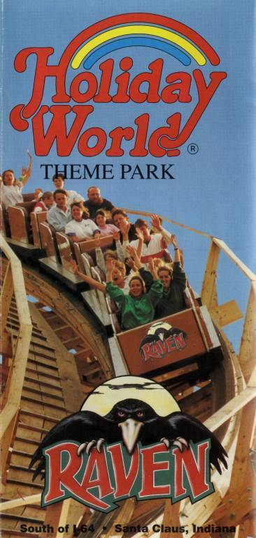 1995 Brochure cover