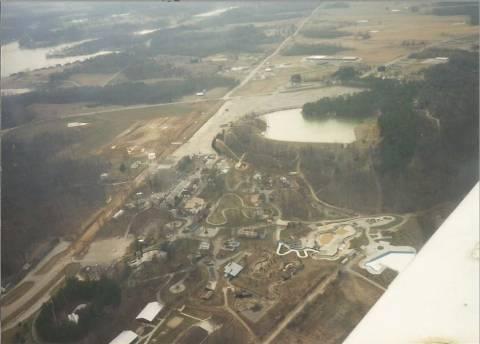 1995 aerial photo