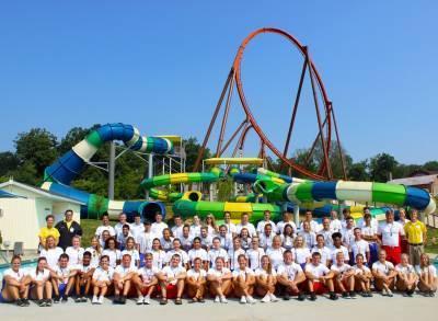 2016 Lifeguard team