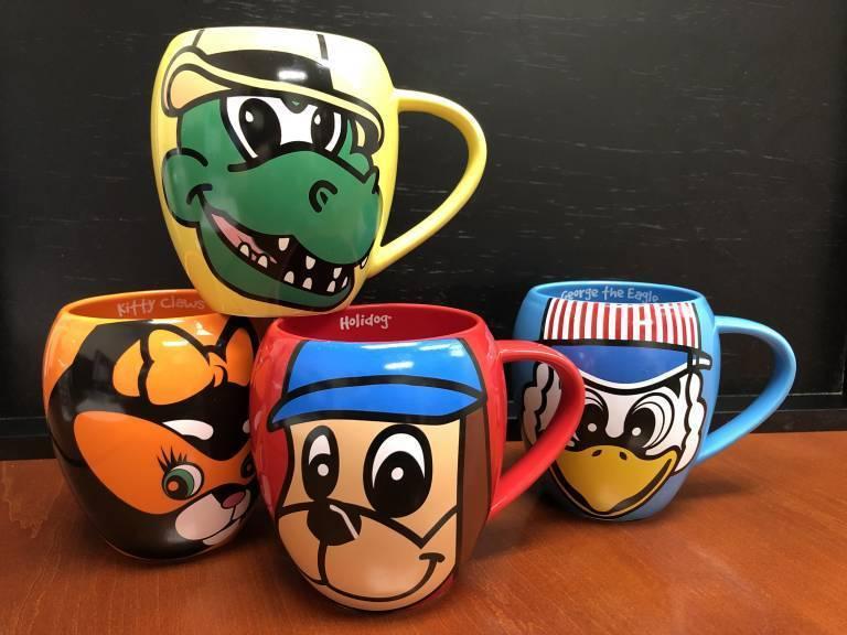 Character Mugs