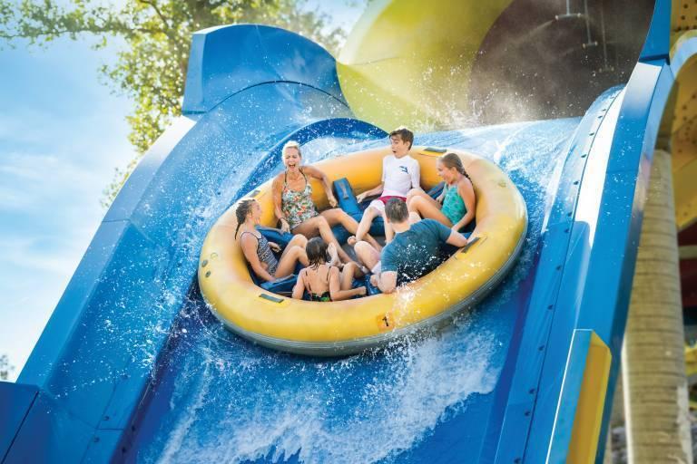 Mammoth   The World's Longest Water Coaster
