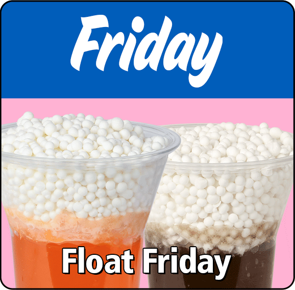 Float Friday