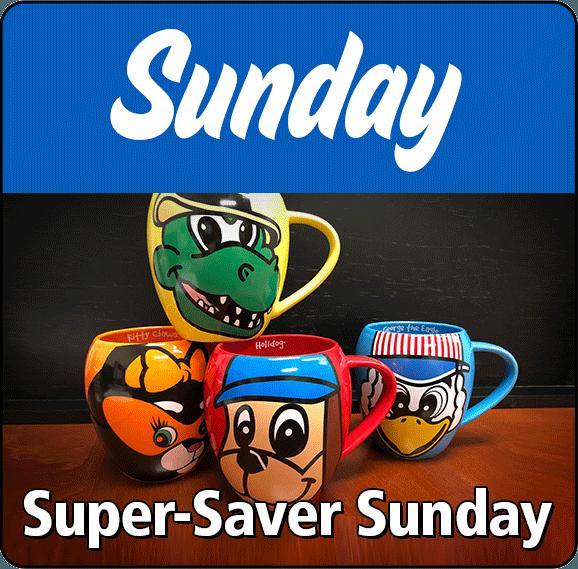 Super-Saver Sunday