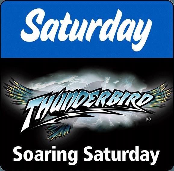 Soaring Saturday