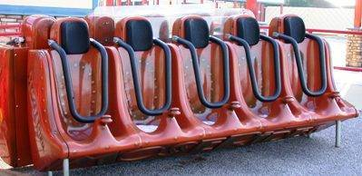new Reindeer Games ride, seats