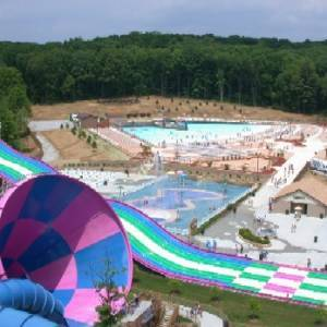 Bahari wave pool