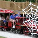 Holidog Express train ride
