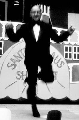 Mr. Sixty at Santa Claus Land