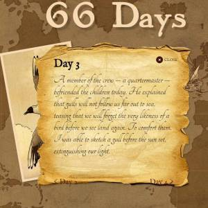 66 Days at Sea