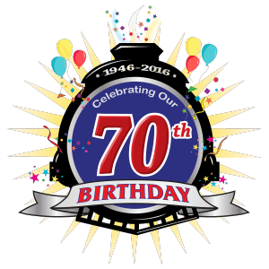 Celebrating our 70th Birthday!