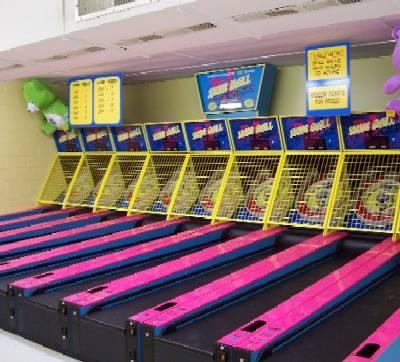 new Skeeball machines