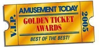 2005 Golden Ticket Award