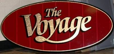 Voyage sign