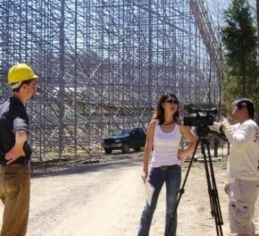 Korean Broadcasting interview