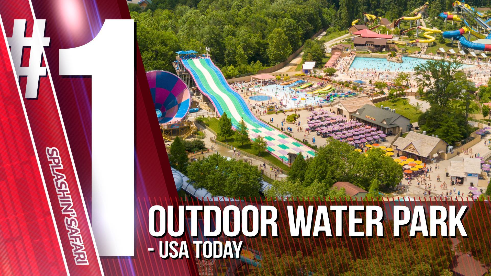 Splashin' Safari: #1 Outdoor Water Park - USA Today