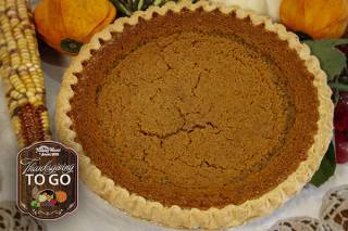 Pumpkin Pie   Holiday World Thanksgiving To Go