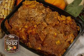 Sweet Potato Casserole | Holiday World Thanksgiving To Go