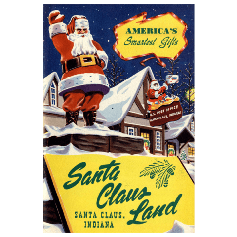 Santa Claus Land Catalog (Cover)