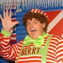 Berry the HoliDazzle, waving