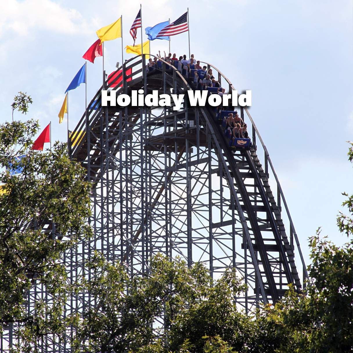 HoliBlog posts about Holiday World